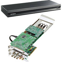 Grass Valley Edius SP (PCI-e) NLE Hardware/Software Solution with Breakout Box