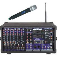VocoPro PA-PRO 900-1 900W Professional PA Mixer (1 Wireless UHF Module)