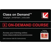 Class on Demand Training DVD: Black Card