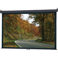 """InFocus SC-PDW-109 Manual Pull Down Projection Screen (57.5 x 92"""")"""
