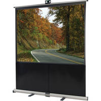 "InFocus SC-PU-80 Manual Pull Up Projector Screen (48 x 64"")"