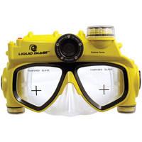 Liquid Image Explorer Series 8 MP Midsize Underwater Digital Camera Mask