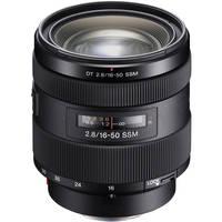 Sony 16-50mm f/2.8 DT Standard Zoom Lens