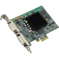 Matrox G550 PCIe x1 32-Bit Graphics Card