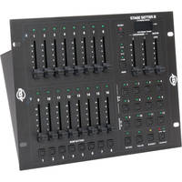 American DJ Stage Setter 8 - 16 Channel DMX Controller