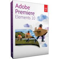 Adobe Premiere Elements 10 for Mac & Windows