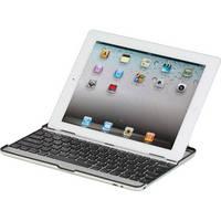 Hip Street new iPad/iPad 2 Bluetooth Multimedia Keyboard Case
