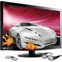 "ViewSonic LED 23"" 3D Widescreen Display"