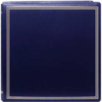 Pioneer Photo Albums PMV-206 X-Pando Magnetic Album (Navy Blue)
