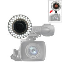 Rotolight RL48-B LED RingLight Stealth Edition