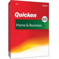 Intuit Quicken Home & Business 2012 Software
