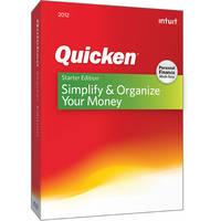 Intuit Quicken Starter Edition 2012 Software