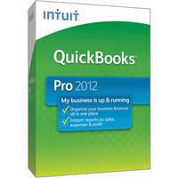 Intuit QuickBooks Pro 2012 (CD-ROM)