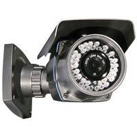 ARM Electronics BCIR Outdoor IR Bullet Camera with OSD (6mm, 100' IR Range)