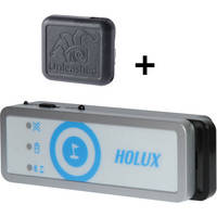 Foolography Unleashed Dx000 and Holux M-1200E Receiver Kit