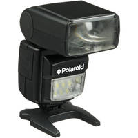 Polaroid PL160 Dedicated Dual Flash (For Canon)