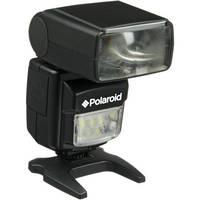Polaroid PL160 Dedicated Dual Flash (For Canon)