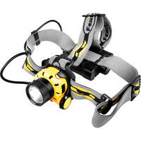 Fenix Flashlight HP11 LED Headlamp (Yellow)