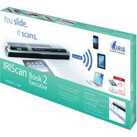 IRIS Iriscan Book 2 Executive Scanner