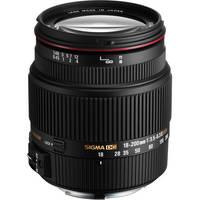 Sigma 18-200mm f/3.5-6.3 II DC OS HSM Lens for Sigma Digital Cameras