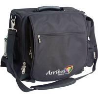 Arriba Cases LS-525 DJ Computer Bag (Black)