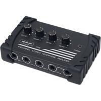 CAD HA4 Compact 4-Channel Stereo Headphone Amplifier