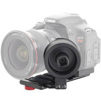 iDC Photo Video SYSTEM ZERO Follow-Focus Standard With Camera Plate For Canon T3i