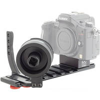 iDC Photo Video SYSTEM ZERO Follow-Focus XL1 With Camera Plate For Panasonic GH2
