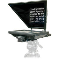 "Autocue/QTV QTV Starter Series Lite 10"" Teleprompter Package and Qstart"