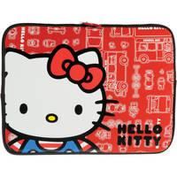 "Hello Kitty 16"" Red Neoprene Sleeve"