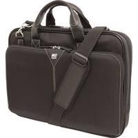 Mobile Edge Select Nylon Laptop Briefcase (Black)