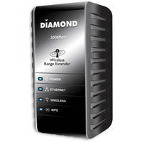 Diamond Multimedia WR300N 300Mbps 802.11n Extender, Access Point, and Bridge