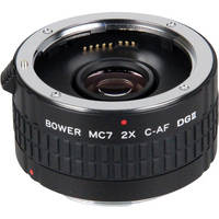 Bower 2x DGII Teleconverter (7 Elements) for Canon