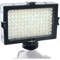 Dot Line DV112 On-Camera LED Light with Battery