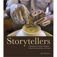 Pearson Education Book: Storytellers: A Photographer's Guide to Developing The