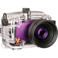 Ikelite 6243.31 ULTRAcompact Housing for Canon ELPH 310 HS/ IXUS 230 HS Camera