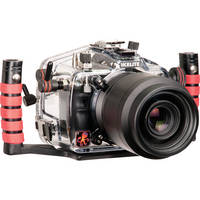 Ikelite 6842.65 SLR-DC Underwater Housing for Sony A57 / A65 SLT Camera