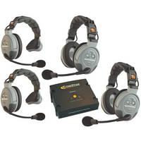 Eartec COMSTAR XT-4 4-User Full Duplex Wireless Intercom System