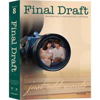 Final Draft Final Draft 8.0 Screenwriting Software for Mac and Windows (Download)