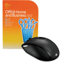 Microsoft Office Home and Business 2010 (32/64-bit) Bonus Box with DVD