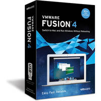 VMware VMware Fusion 4 Software for Mac OS X Promotion