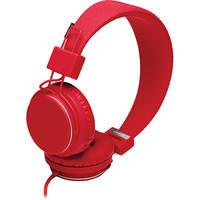 Urbanears Plattan On-Ear Stereo Headphones (Tomato)