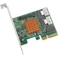 HighPoint RocketRaid 2680SGL 8 Channel PCI-Express x4 SAS RAID Controller