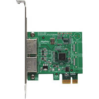 HighPoint Rocket 622M Dual eSATA 6 Gbps PCI Express 2.0 Host Adapter for Mac