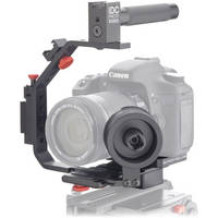 iDC Photo Video SYSTEM ZERO Follow-Focus Standard Combo for Canon 5D Mk II