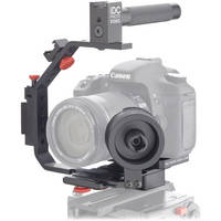 iDC Photo Video SYSTEM ZERO Follow-Focus Standard Combo for Canon T2i