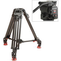 OConnor Ultimate 1030D Fluid Head and 30L Tripod Package