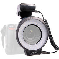Stellar Lighting Systems STL-80R LED Macro Ringlight Flash and Continuous Light