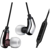 Logitech Ultimate Ears 600vi Noise-Isolating In-Ear Headset with Mic and Remote
