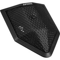 Astatic Continuously-Variable Polar Pattern Condenser Boundary Microphone (Black)